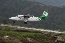 planetさんが、テンジン・ヒラリー空港で撮影したタラ・エア DHC-6-400 Twin Otterの航空フォト(飛行機 写真・画像)