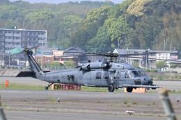 EosR2さんが、福岡空港で撮影したアメリカ空軍 HH-60G Pave Hawk (S-70A)の航空フォト(飛行機 写真・画像)