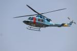 EosR2さんが、福岡空港で撮影した福岡県警察 412EPの航空フォト(写真)
