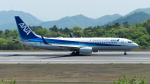 coolinsjpさんが、広島空港で撮影した全日空 737-881の航空フォト(写真)