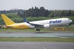 TG36Aさんが、成田国際空港で撮影したポーラーエアカーゴ 767-3JHF(ER)の航空フォト(写真)