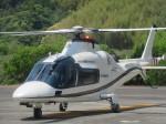 ランチパッドさんが、静岡ヘリポートで撮影した小川航空 A109E Powerの航空フォト(写真)
