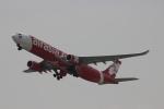 uhfxさんが、関西国際空港で撮影したタイ・エアアジア・エックス A330-343Xの航空フォト(飛行機 写真・画像)