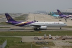 uhfxさんが、関西国際空港で撮影したタイ国際航空 A330-343Xの航空フォト(飛行機 写真・画像)