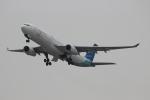 uhfxさんが、関西国際空港で撮影したガルーダ・インドネシア航空 A330-343Eの航空フォト(飛行機 写真・画像)