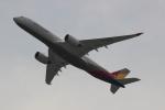 uhfxさんが、関西国際空港で撮影したアシアナ航空 A350-941XWBの航空フォト(飛行機 写真・画像)