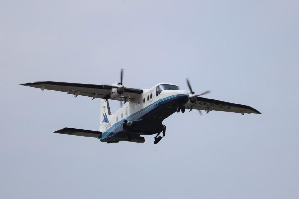 KAZFLYERさんの新中央航空 Fairchild Dornier 228 (JA32CA) 航空フォト
