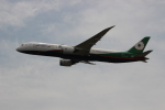 uhfxさんが、関西国際空港で撮影したエバー航空 787-9の航空フォト(飛行機 写真・画像)