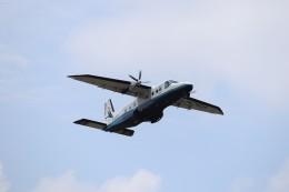 KAZFLYERさんが、調布飛行場で撮影した新中央航空 228-212の航空フォト(写真)