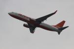 uhfxさんが、関西国際空港で撮影したチェジュ航空 737-8ASの航空フォト(写真)