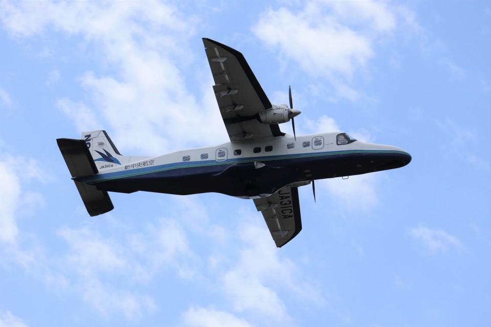 KAZFLYERさんの新中央航空 Fairchild Dornier 228 (JA31CA) 航空フォト