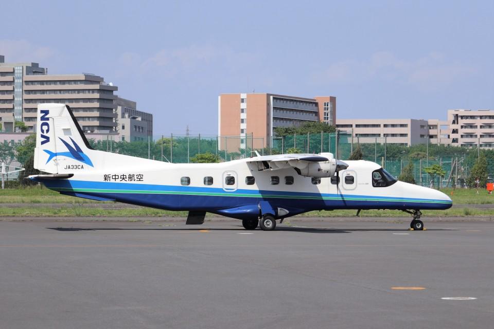 KAZFLYERさんの新中央航空 Fairchild Dornier 228 (JA33CA) 航空フォト