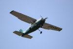 KAZFLYERさんが、調布飛行場で撮影した共立航空撮影 T206H Turbo Stationair TCの航空フォト(飛行機 写真・画像)