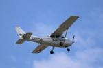 KAZFLYERさんが、調布飛行場で撮影したアイベックスアビエイション 172S Skyhawk SPの航空フォト(写真)