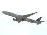 White Pelicanさんが、関西国際空港で撮影したガルーダ・インドネシア航空 777-3U3/ERの航空フォト(写真)