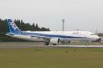 DONKEYさんが、鹿児島空港で撮影した全日空 A321-272Nの航空フォト(写真)