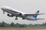 DONKEYさんが、鹿児島空港で撮影した全日空 767-381/ERの航空フォト(写真)