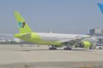 KKiSMさんが、関西国際空港で撮影したジンエアー 777-2B5/ERの航空フォト(写真)