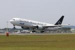 EosR2さんが、鹿児島空港で撮影した全日空 767-381/ERの航空フォト(写真)