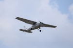 KAZFLYERさんが、調布飛行場で撮影したアイベックスアビエイション 172S Skyhawk SPの航空フォト(飛行機 写真・画像)