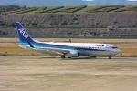 delawakaさんが、長崎空港で撮影した全日空 737-881の航空フォト(写真)