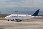 delawakaさんが、中部国際空港で撮影したボーイング 747-409(LCF) Dreamlifterの航空フォト(写真)