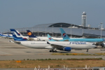 NIKEさんが、関西国際空港で撮影したフィンエアー A330-302Xの航空フォト(写真)