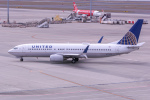 delawakaさんが、中部国際空港で撮影したユナイテッド航空 737-824の航空フォト(写真)