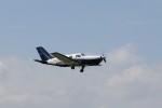 KAZFLYERさんが、調布飛行場で撮影した日本法人所有 PA-46-350P Malibu Mirageの航空フォト(飛行機 写真・画像)