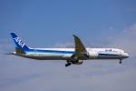 kikiさんが、成田国際空港で撮影した全日空 787-10の航空フォト(写真)