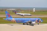 BELL602さんが、新潟空港で撮影した中国東方航空 A320-232の航空フォト(写真)