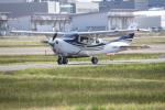 kumagorouさんが、仙台空港で撮影した共立航空撮影 T206H Turbo Stationair TCの航空フォト(写真)