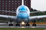 グリスさんが、成田国際空港で撮影した全日空 A380-841の航空フォト(写真)
