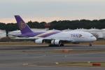 MA~RUさんが、成田国際空港で撮影したタイ国際航空 A380-841の航空フォト(写真)