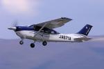 Assk5338さんが、松本空港で撮影した協同測量社 T206H Turbo Stationair TCの航空フォト(写真)