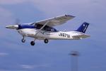 Nao0407さんが、松本空港で撮影した協同測量社 T206H Turbo Stationair TCの航空フォト(写真)