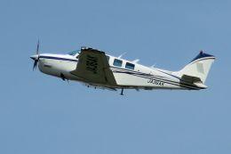 accheyさんが、佐賀空港で撮影したエアロスペースナガノ A36 Bonanza 36の航空フォト(飛行機 写真・画像)