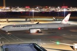 たみぃさんが、羽田空港で撮影した日本航空 777-346/ERの航空フォト(飛行機 写真・画像)