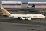 たみぃさんが、羽田空港で撮影したアトラス航空 747-481の航空フォト(写真)