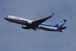 twining07さんが、成田国際空港で撮影した全日空 767-381/ERの航空フォト(写真)