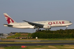 航空フォト:A7-BFD カタール航空カーゴ 777-200