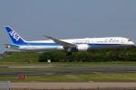 たみぃさんが、成田国際空港で撮影した全日空 787-10の航空フォト(写真)