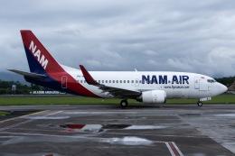 soranchuさんが、アジスチプト国際空港で撮影したナム・エア 737-524の航空フォト(飛行機 写真・画像)