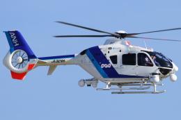 B14A3062Kさんが、神戸空港で撮影したオールニッポンヘリコプター EC135T2の航空フォト(飛行機 写真・画像)