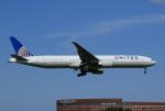 Espace77さんが、成田国際空港で撮影したユナイテッド航空 777-322/ERの航空フォト(写真)