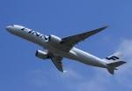 Espace77さんが、成田国際空港で撮影したフィンエアー A350-941XWBの航空フォト(写真)