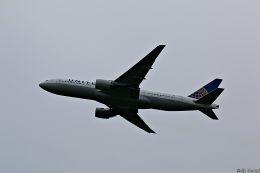 Jin Bergqiさんが、成田国際空港で撮影したユナイテッド航空 777-222/ERの航空フォト(写真)