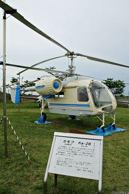 Jin Bergqiさんが、成田国際空港で撮影した日本法人所有 Ka-26Dの航空フォト(写真)