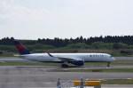 よんすけさんが、成田国際空港で撮影したデルタ航空 A350-941XWBの航空フォト(写真)
