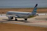 代打の切札さんが、関西国際空港で撮影したエアプサン A321-131の航空フォト(写真)